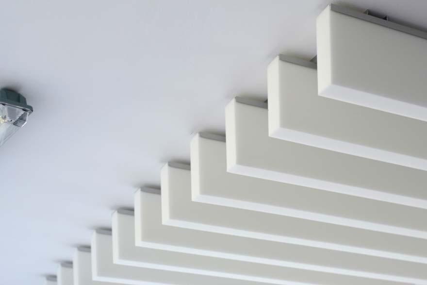schallschutz b ro akustikdecke b ro deckensystem. Black Bedroom Furniture Sets. Home Design Ideas