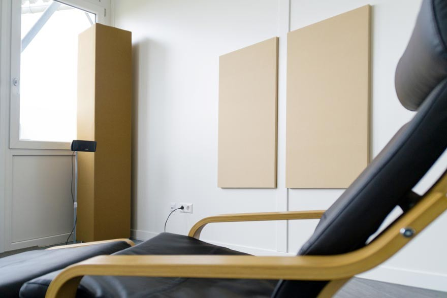 Schallschutz Büro | Akustiktower | Akustik | Schallabsorber ...
