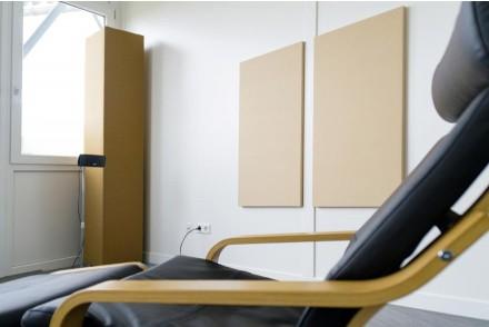 Schallschutz Büro | Akustiktower | Akustik | Schallabsorber